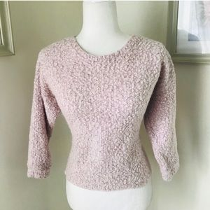 Topshop | Baby Pink Sweater